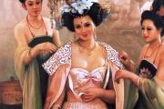 宿友变老婆:唐玄宗怎样把貌美如花的儿媳妇变成自己老婆的?